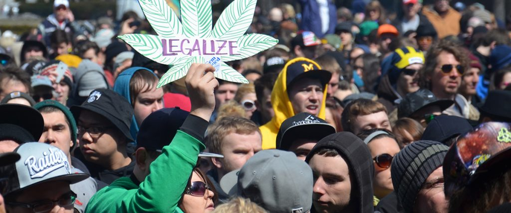 grassroots campaign to legalize marijuana