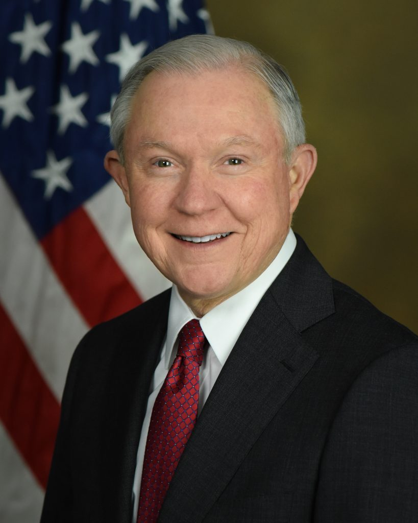 Jeff Sessions Cracks Down on Marijuana