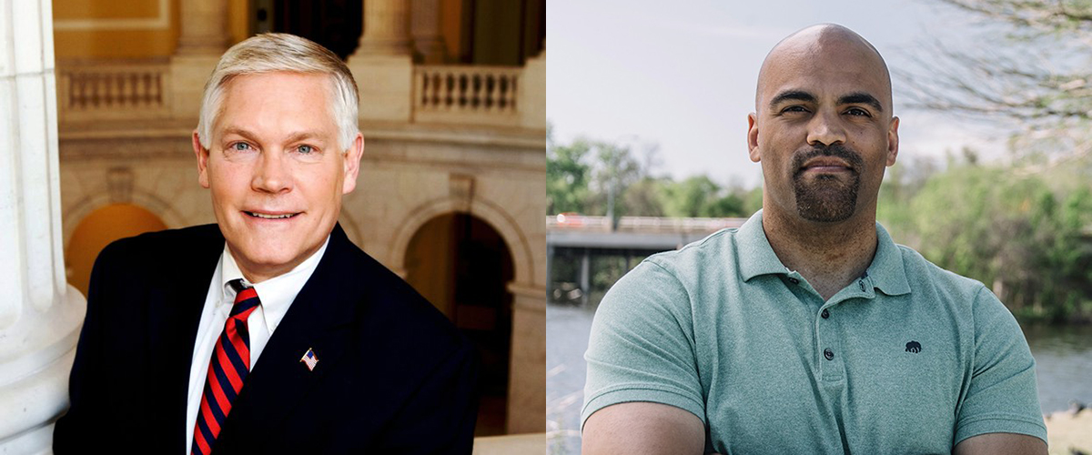 pete sessions or colin allred