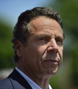 new york governor marijuana