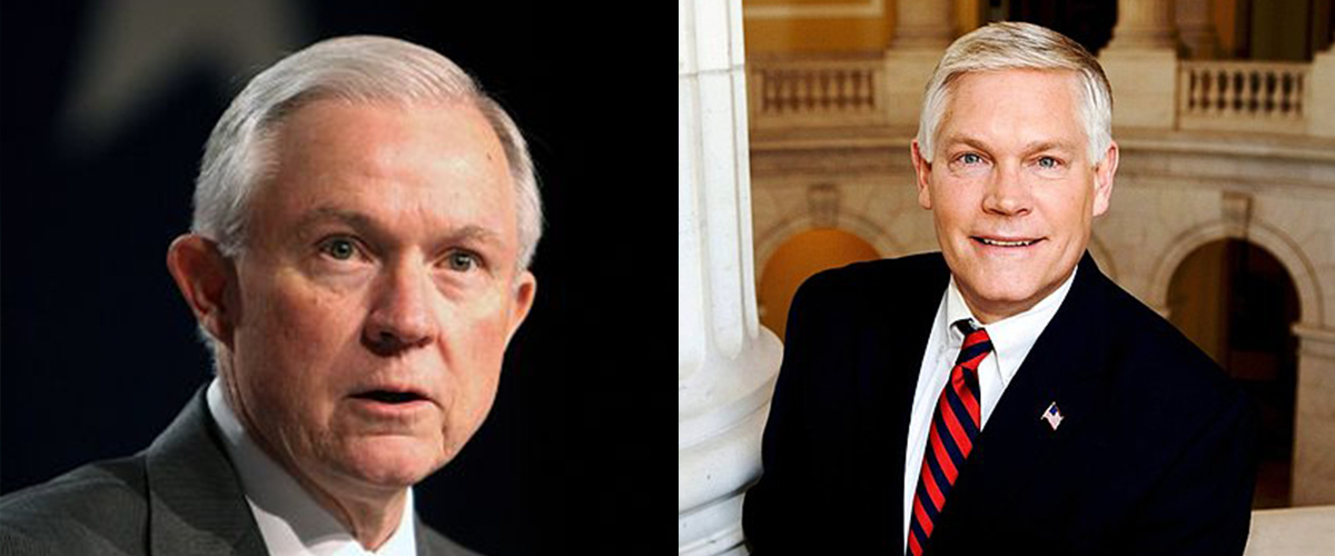 Jeff and Pete Sessions