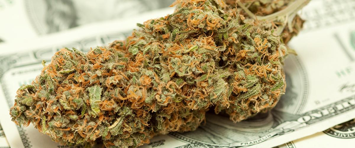 marijuana money california
