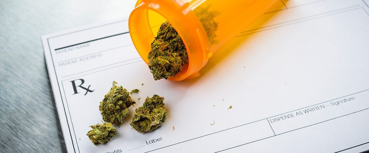 medical marijuana instead of prescription drugs
