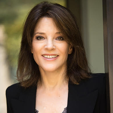 Marianne Williamson Stance on Marijuana