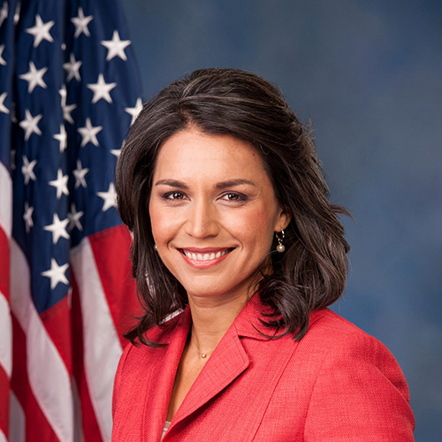 Tulsi Gabbard Stance on Marijuana