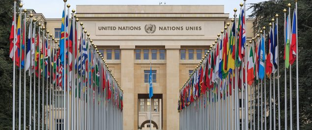 United Nations Marijuana