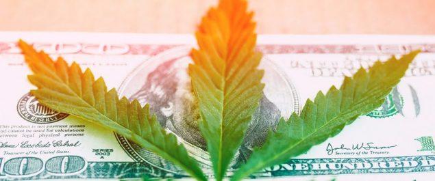 CBO report on marijuana banking bill