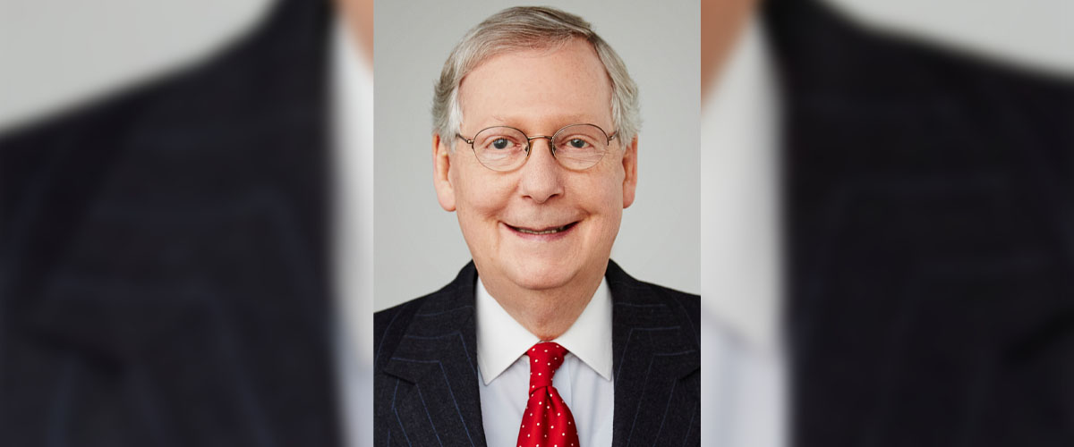 Mitch McConnell CBD Rules